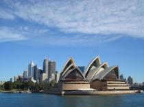 Australie : Sydney-Opera-house
